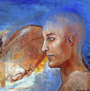 She Dreams Of The Sea Poster