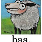 Sheep Poster Poster