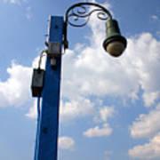 Sheepshead Street Lamps Poster