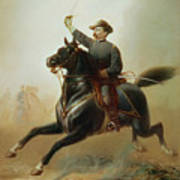 Sheridan's Ride Poster by Thomas Buchanan Read