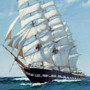 Ship Waimate - Detail Poster