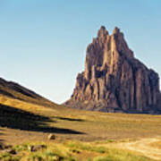 Shiprock 3 - North West New Mexico Poster