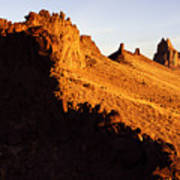 Shiprock New Mexico 2 Poster