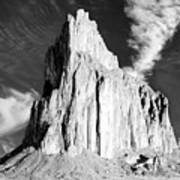 Shiprock New Mexico Poster