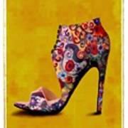 Shoe Illustration 1 Poster