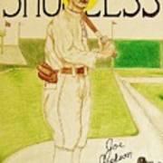 Shoeless Joe Jackson Poster