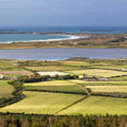 Shores Of Fahamore Ireland Poster