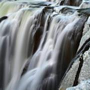 Shoshone Falls Close Up Poster