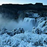Shoshone Falls Panorama Poster