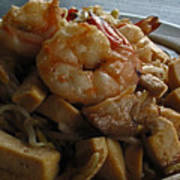 Shrimps With Tofu Poster