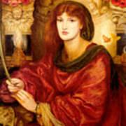 Sibylla Palmifera Poster