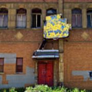 Side Entrance Poster