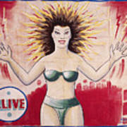 Sideshow Poster, C1965 Poster