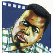 Sidney Poitier Poster
