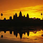 Siem Reap, Angkor Wat Poster