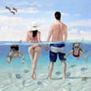 Siesta Beach Resort And Spa Mural Poster