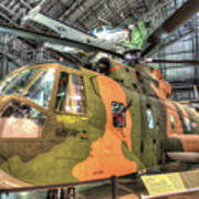 Sikorsky Hh-3 Jolly Green Giant Poster