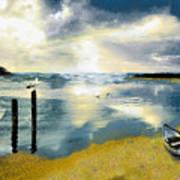 Silent Ocean Poster