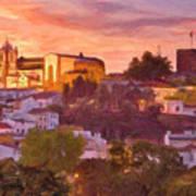 Silves, The Algarve Poster