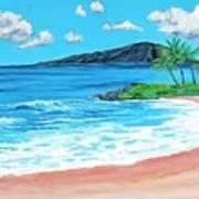 Simply Maui 18 X 24 Poster