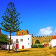 Sines Castle Poster