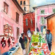 Sineu Market In Majorca 05 Poster