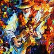 Sing My Guitar Poster