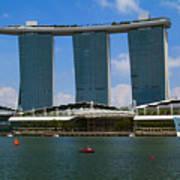 Singapore Ship Top Poster