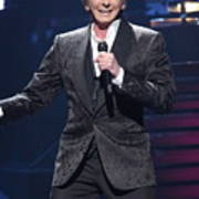 Singer Barry Manilow Poster