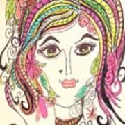Sisterhood Of The Doodling Pens 5 Poster