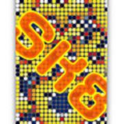 Skateboard Design Poster