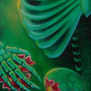 Skeleton Charm Poster