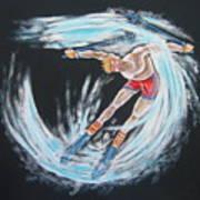 Ski Bum Poster