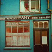 Skibbereen Shop Front Poster