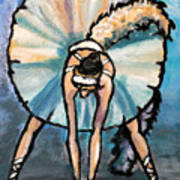Skinny Ballerina. Poster