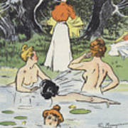 Skinny Dipping Poster