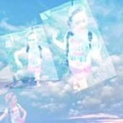 Sky Dancing Poster