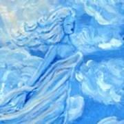 Sky Goddess Poster