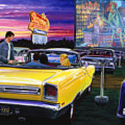 Sky View Drive-in Poster