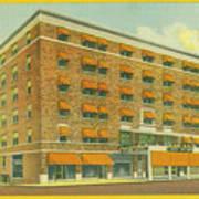 Skyland Hotel Poster