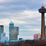 Skyline Niagara Poster