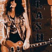 Slash, Guns'n'roses Poster