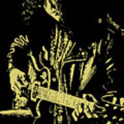 Slash N.02 Poster by Caio Caldas