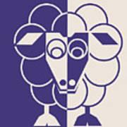 Sleep-sheep - Lonvig By Minymo Poster