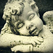 Sleeping Angel Poster