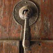Slim Door Knocker Poster