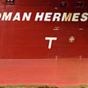 Sloman Hermes Detail With Anchor 051718 Poster