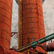 Sloss Boiler Poster