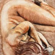 Slumber Pose Poster