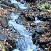 Small Waterfall 2 Poster